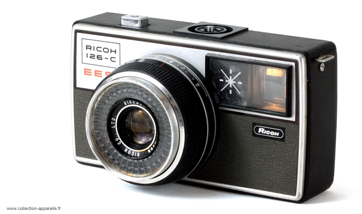 Ricoh 126-C EES