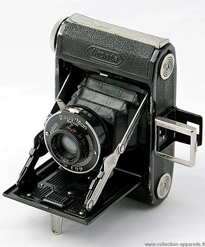 Zeiss Ikon Ikonta Vintage cameras collection by Sylvain Halgand