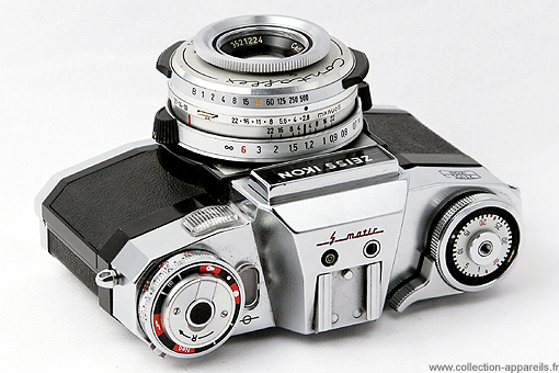 Zeiss Ikon Contaflex Super B Vintage cameras collection by