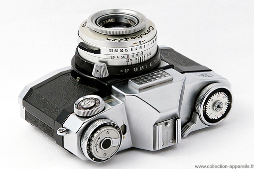 Zeiss Ikon Contaflex Super Vintage cameras collection by