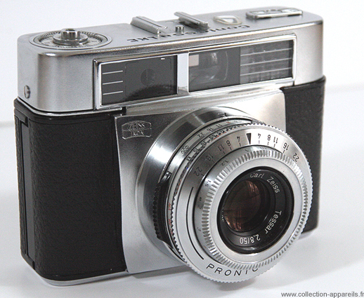 Zeiss Ikon Contessa LKE Vintage cameras collection by