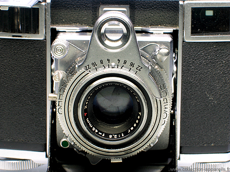 Zeiss Ikon Contessa 35 Vintage cameras collection by Sylvain